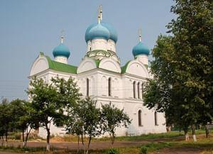 Богоявленский Угличский женский монастырь в Ярославской области