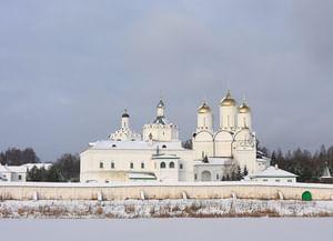 Болдин Троицкий мужской монастырь в Дорогобужском районе Смоленской области