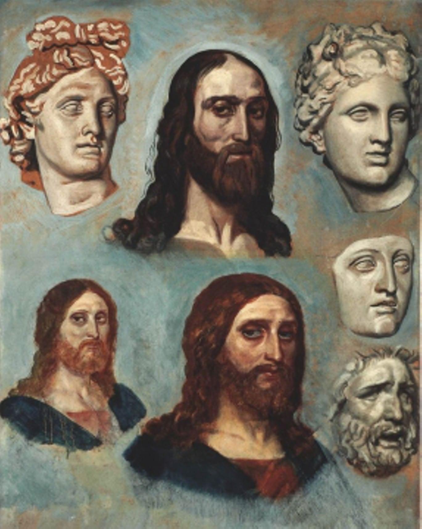 15 русских художников, которые сошли с ума. Александр Иванов