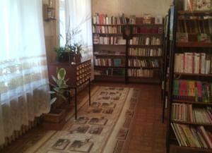 Библиотека пос. Ветзоотехника