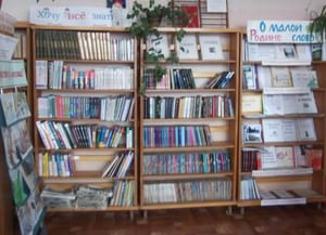 Селецкая сельская библиотека