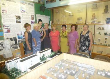 Постоянная экспозиция «Зал истории Армянска»