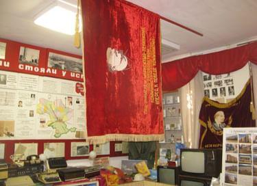 Постоянная экспозиция «Зал истории завода «Титан»