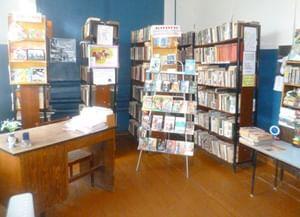Левковская сельская библиотека-филиал № 12