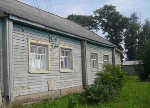 Мелёшинская сельская библиотека-филиал № 15
