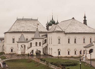Проект «Музейная академия» в Ростовском кремле