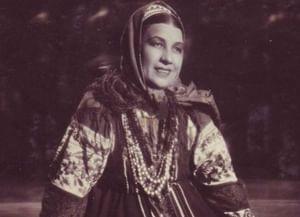 Лидия Русланова. Царица русской народной песни