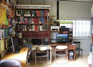Крабозаводская библиотека-филиал № 2