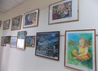 Открытие выставки «Время создавать»