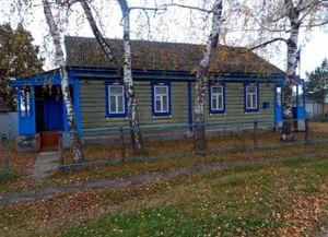 Пальновская сельская библиотека