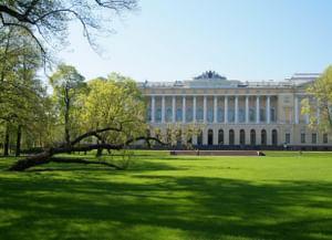 Государственный Русский музей, Михайловский сад