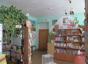 Кытмановская детская библиотека-филиал