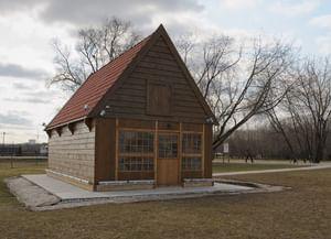 Экспозиция «Голландский домик Петра I»