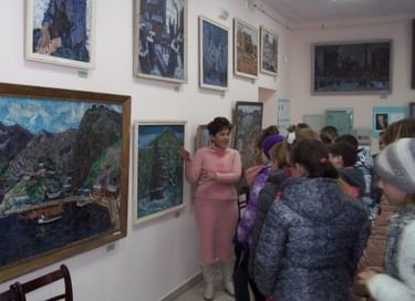 Встреча «А. И. Пушкин – артист балета Мариинского театра»