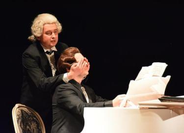 Опера «Моцарт и Сальери. Реквием»