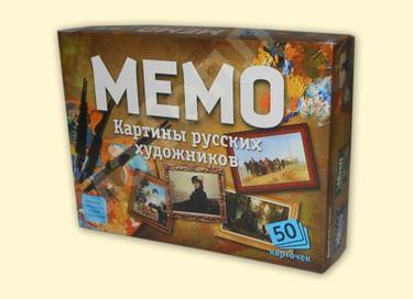 Игра «Картины русских художников»