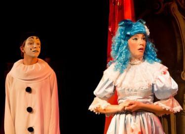 Спектакль «Большие секреты для маленьких театралов»