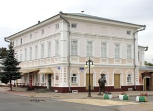 Музей современного этноискусства г. Елабуга