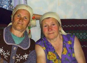 Свадебный обряд украинцев села Урыв Острогожского района Воронежской области