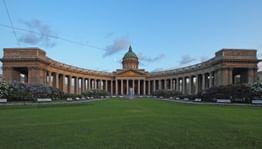 Придворный храм семьи Романовых. 10фактов оКазанском соборе
