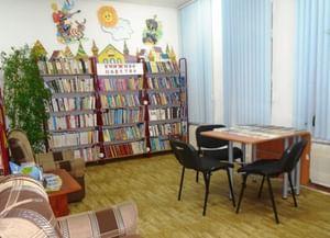 Тумашовская сельская библиотека