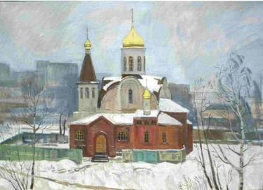 Выставка живописи и графики «Реутов в картинах»