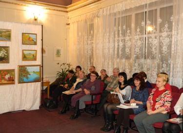 Ночь искусств в Красновишерском районном краеведческом музее