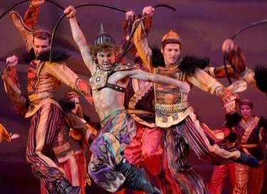 Одноактный балет «Половецкие пляски»