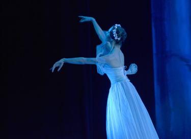 Одноактный балет «Шопениана»