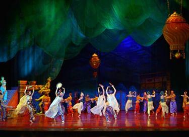 Одноактный балет «Шахерезада»