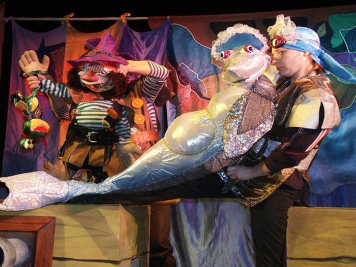 Спектакль «Пират-сладкоежка»