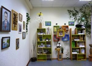 Детская библиотека им. В. В. Бианки