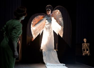 Опера «Игра о душе и теле»
