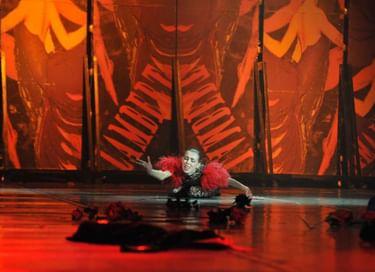 Балет «Не ревнуй меня к Бродвею»