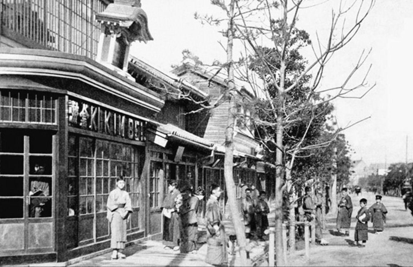 Кругосветное путешествие писателя Ивана Гончарова. Галерея 7. Япония