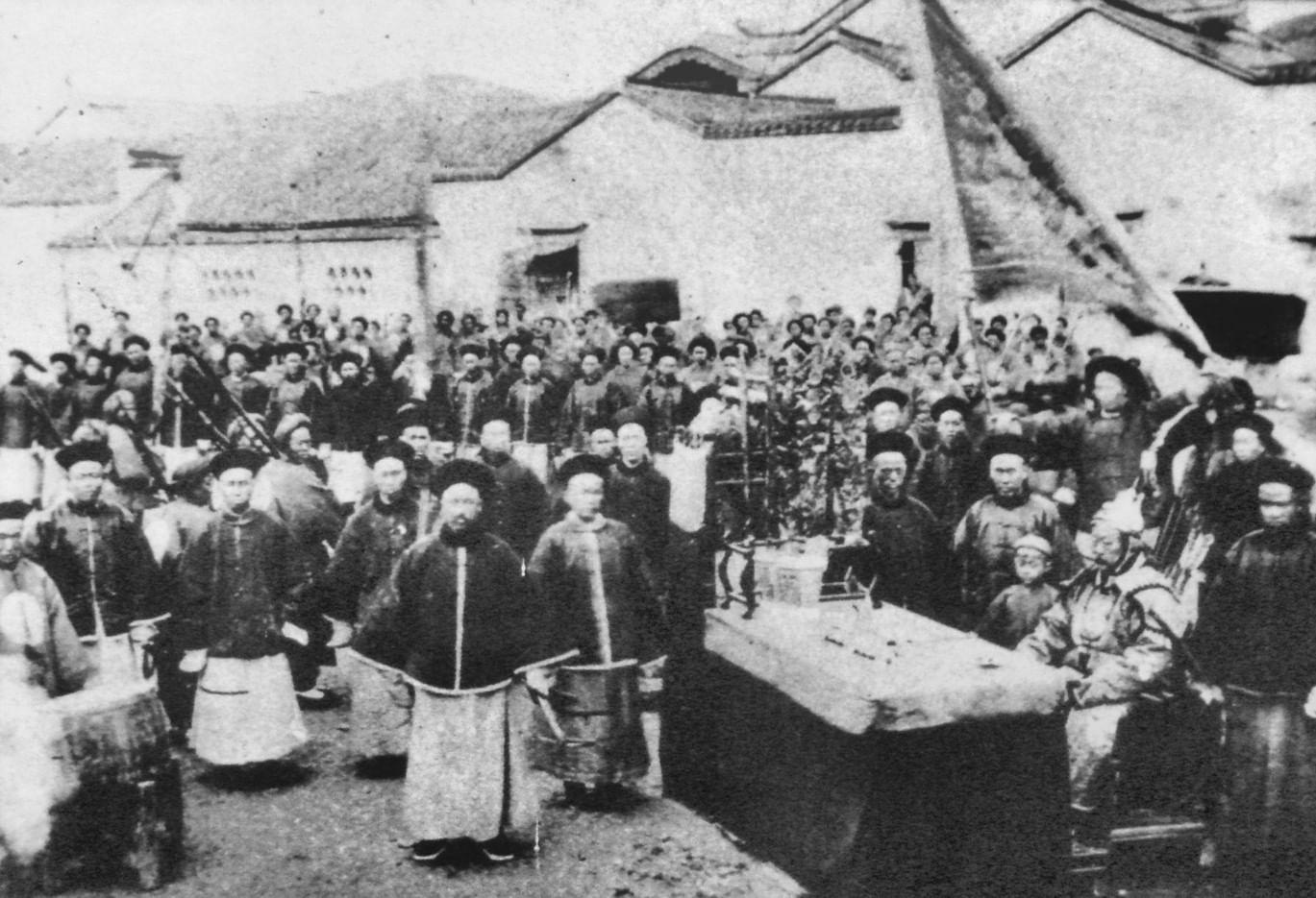 Кругосветное путешествие писателя Ивана Гончарова. Галерея 8. Китай
