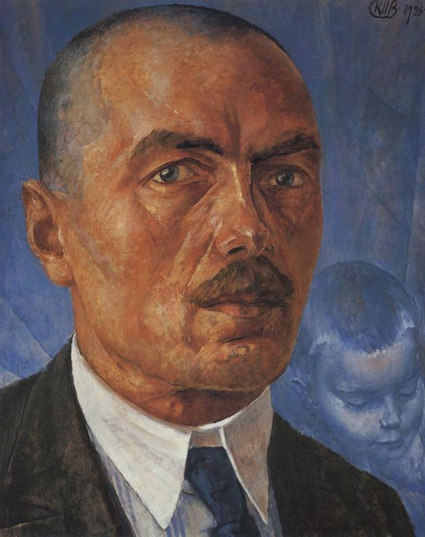 Кузьма Петров-Водкин. Как сын сапожника художником стал. Галерея 4