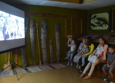 Ночь искусств в Ясногорском художественно-краеведческом музее