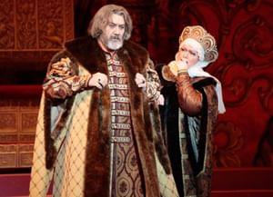 Оперы Римского-Корсакова