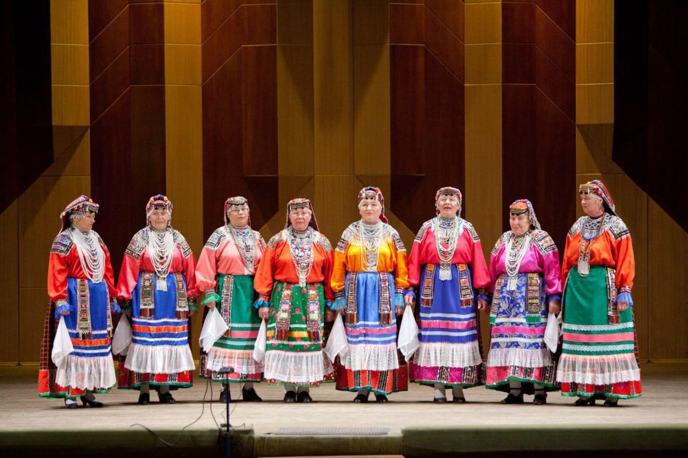 «На Казанскую» - фестиваль аутентичного фольклора в Воронеже. Галерея 1