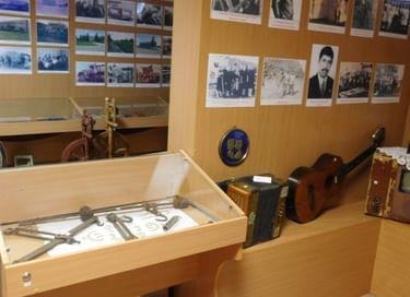 Ночь искусств в Музее истории Немецкого национального района