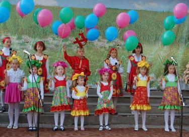 Концерт «Цвети и здравствуй, родина моя!»