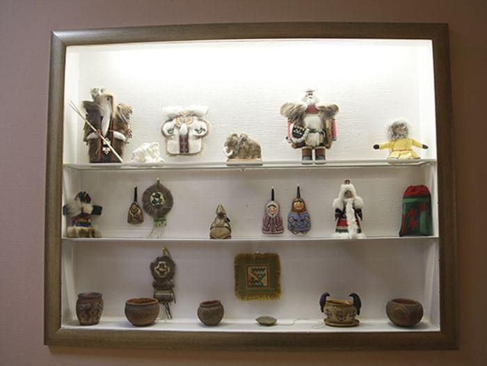 Выставка «Ямальский сувенир»