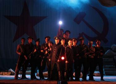 Спектакль «Севастопольский вальс»