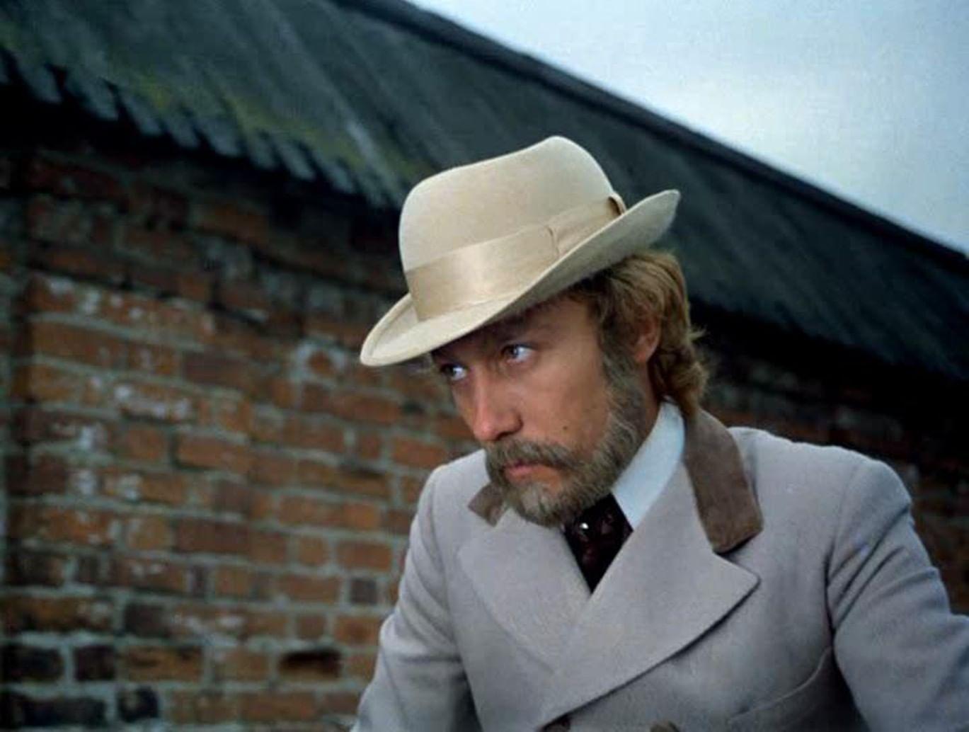 Кадры из фильма «Мой ласковый и нежный зверь» (1978)