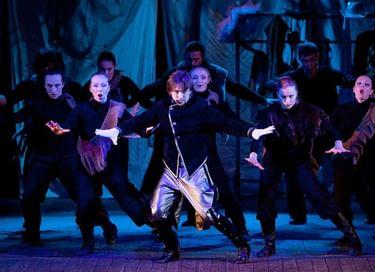Мюзикл «Необыкновенный талант»