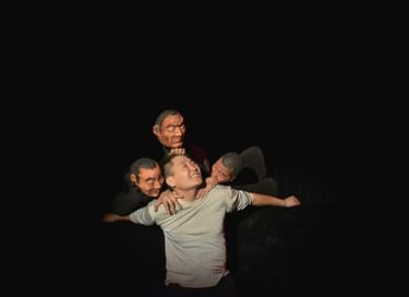 Спектакль «Бодарал»