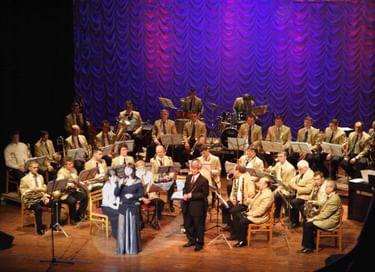 Отчетный концерт Ялтинского театра духовой музыки