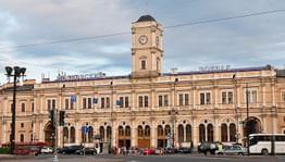 Из Петербурга в Москву. О первых столичных вокзалах