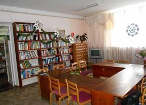 Библиотека №3− Филиал МБУК «ЖЦБС»